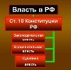 Органы власти в Дагестанских Огнях