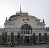 Железнодорожные вокзалы в Дагестанских Огнях