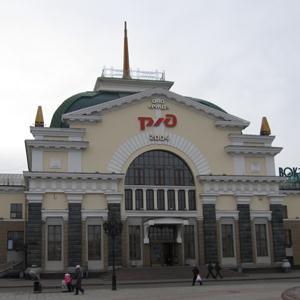 Железнодорожные вокзалы Дагестанских Огней